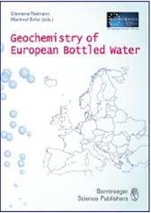 Geochemistry European bottled water
