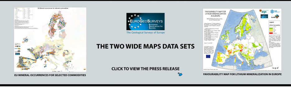 Two wide maps data sets