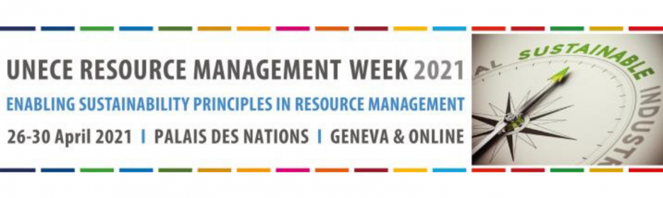 UNECE Resource Management Week 2021